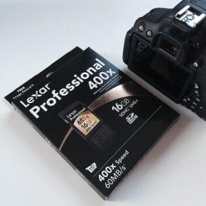 Canon 700D By Dagmar Valerie SD 16 GB