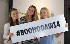 Boohoo Bloggers event A/W 2014 CreamPR By Dagmar Valerie