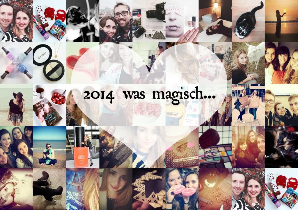 2014 was magisch