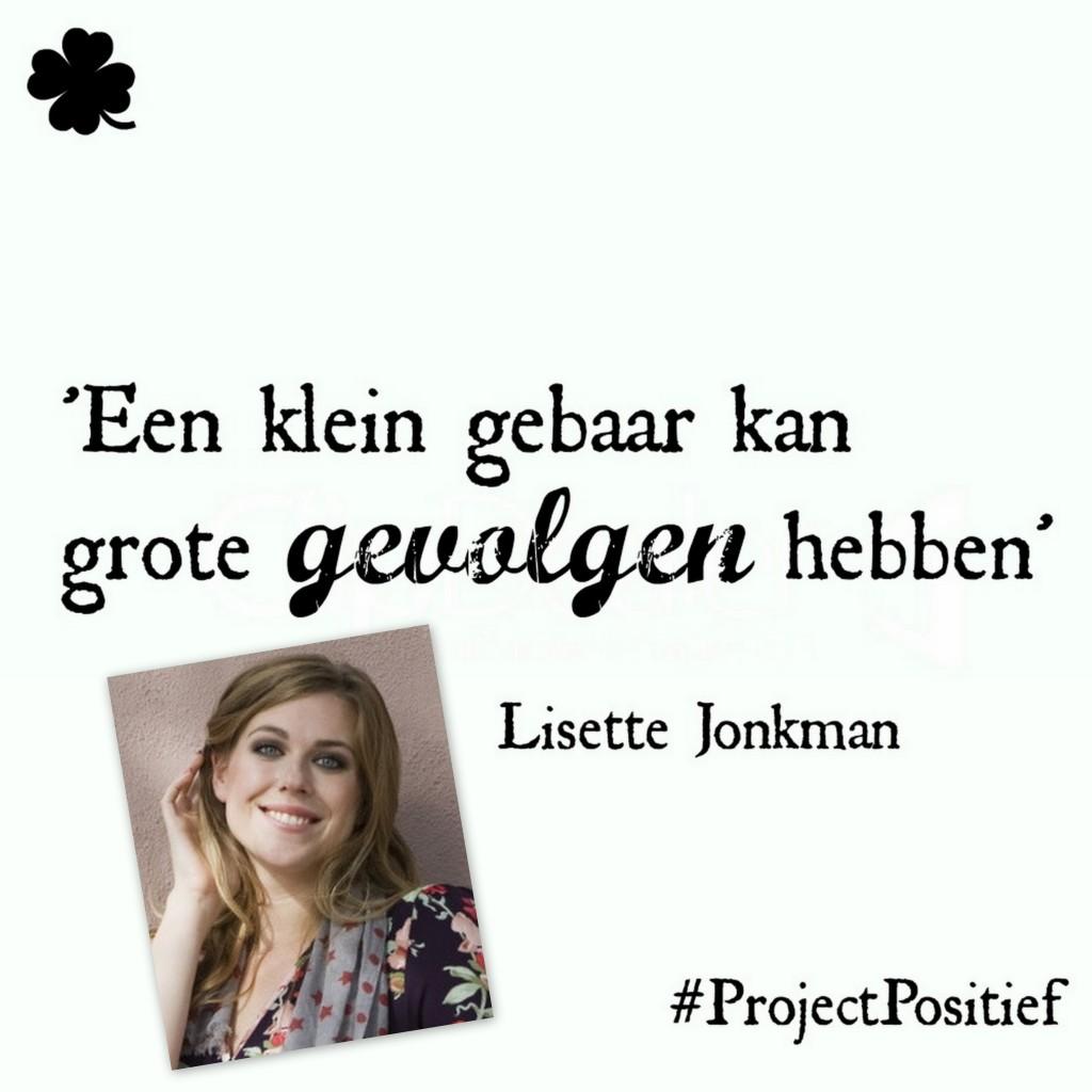 Lisette Jonkman Project Positief ByDagmarValerie