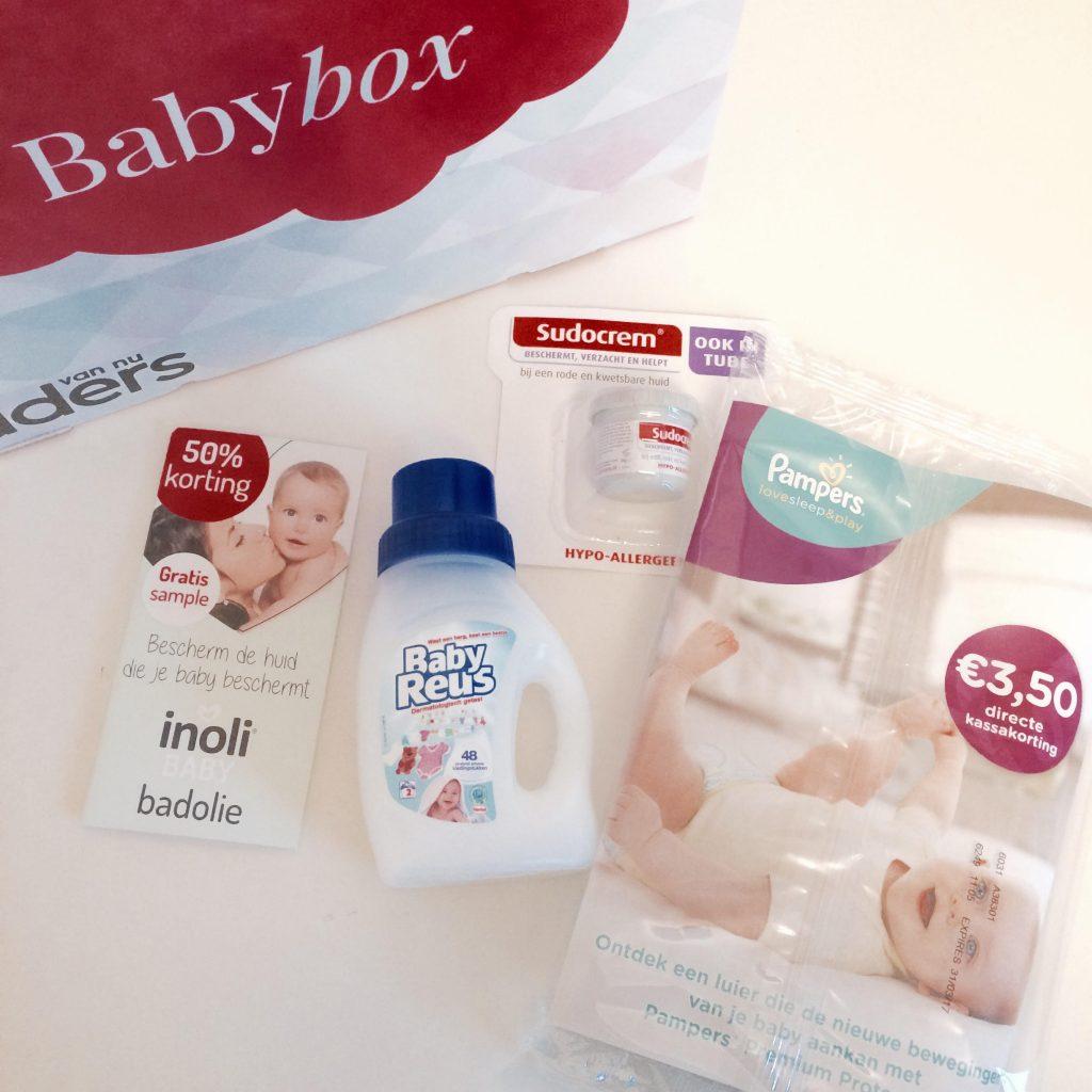 Unboxing Ouders Van Nu Babybox By Dagmar Valerie