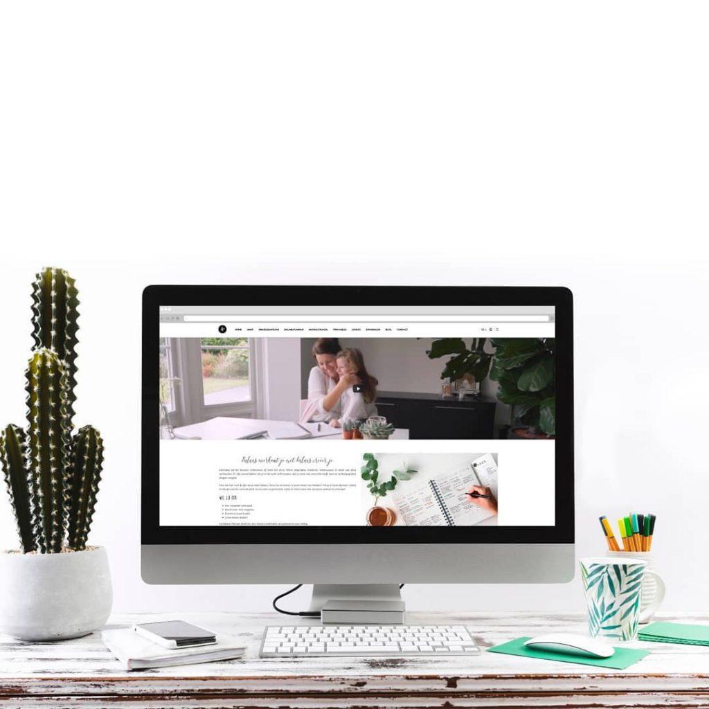 balans planner website