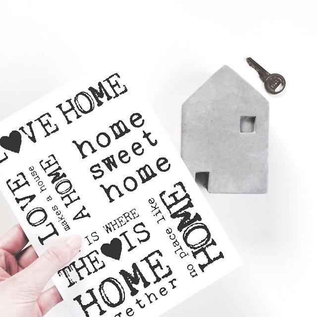 Vandaag krijgen we de sleutel van ons nieuwe huis!