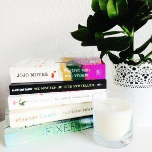 Welkom in #Boektober! Deze boeken ga ik lezen…
