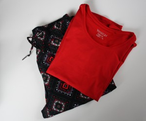 C&A Aztec Zomercollectie 2014 campagne Harembroek rood