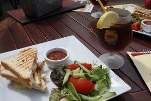 Terras eten lunch Annesolveig ByDagmarvalerie