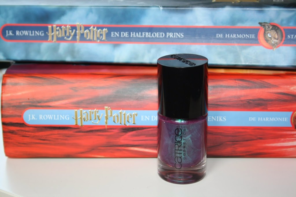 BEAUTY – Catrice Berry Potter & Plumbledore nagellak