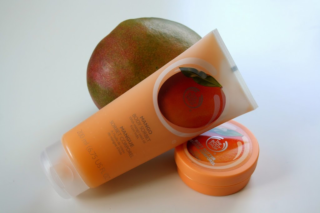 Beauty – The Body Shop Mango Body Sorbet & Butter
