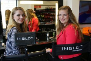 BEAUTY – Inglot workshop + Free System Palette