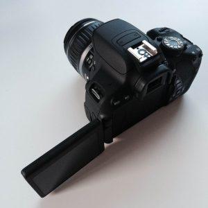 Canon 700D By Dagmar Valerie