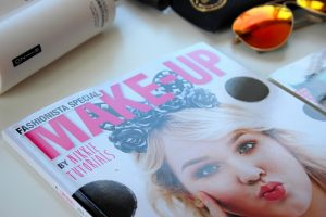 By Dagmar Valerie Fashionista beauty special Nikki Make-up