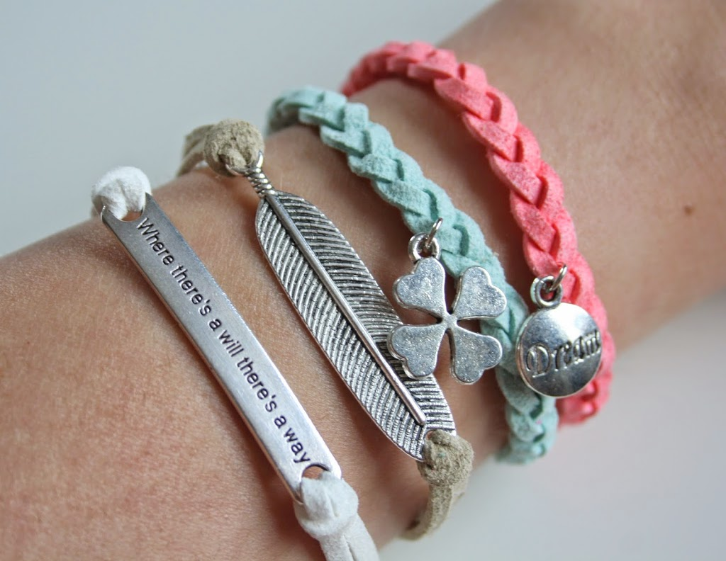 FASHION – Handgemaakte armbandjes By Bien