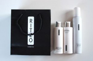BEAUTY – Ritzo Sensation shampoo, conditioner & mousse