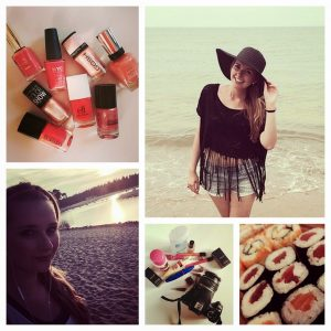 BEHIND THE SCENES #43 – Sushi, #WK2014 en bloggen