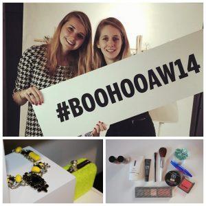 PLOG & VLOG – Vriendinnen, pasta & Boohoo Event A/W 2014