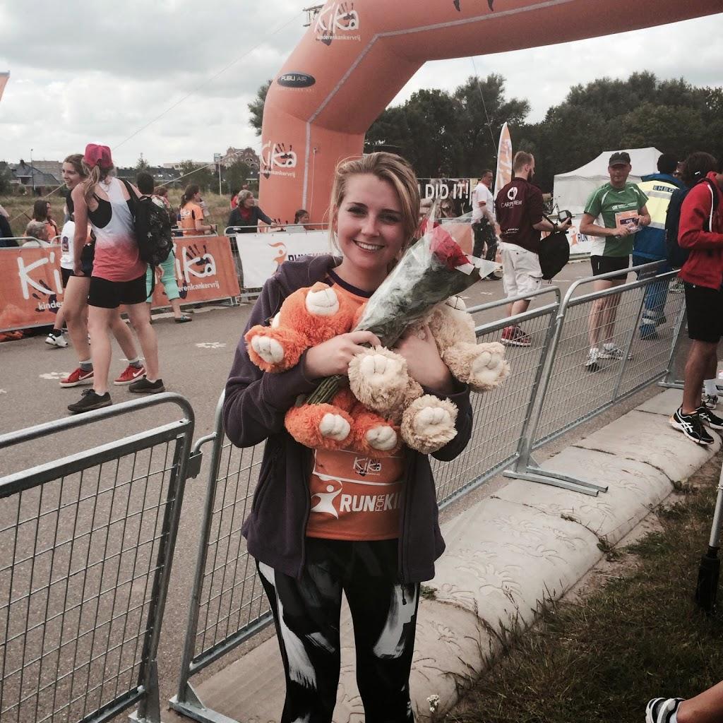 SPORT – Mijn eerste hardloopwedstrijd Run for Kika