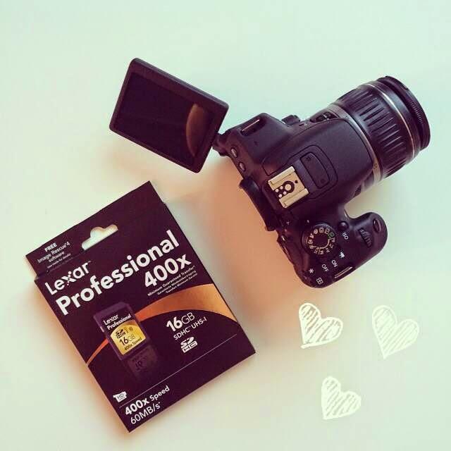 HAPPINESS – Mijn nieuwe camera Canon 700D + aankondiging