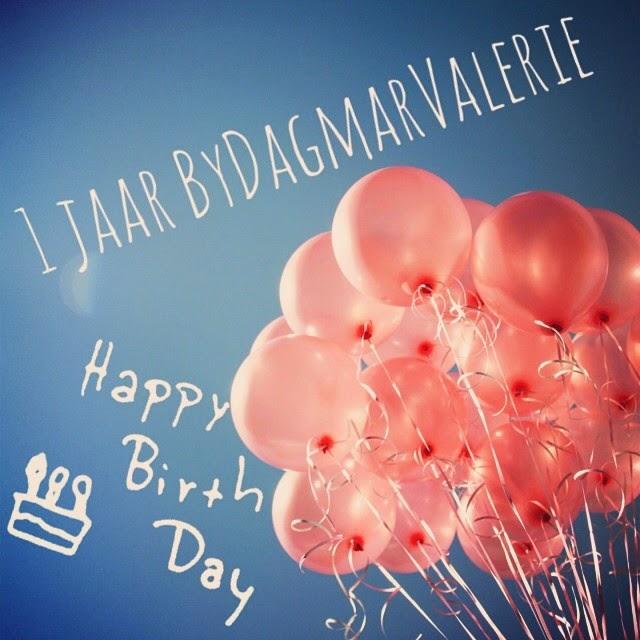 HAPPINESS – ByDagmarValerie.nl bestaat 1 jaar!