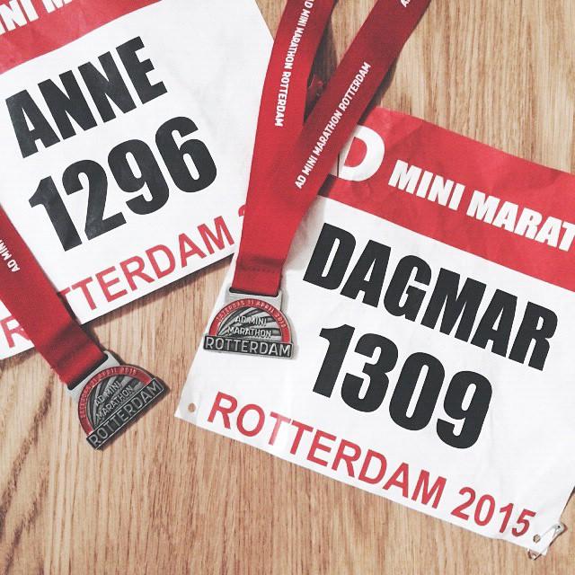 Over een maand ren ik mee met Nike #WeRunAmsterdam