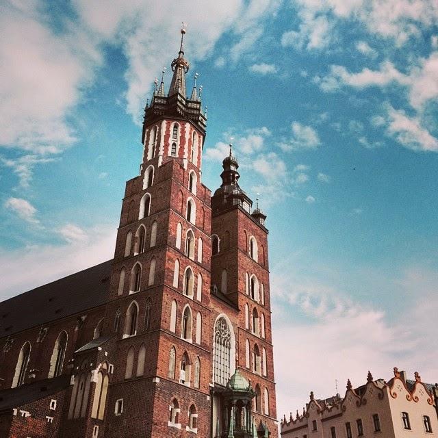 TRAVEL – Weekend Kraków (Polen) + shoplog