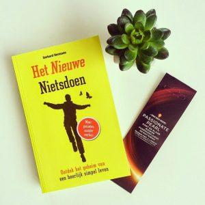 Recensie 'Het Nieuwe Nietsdoen' door Gerhard Hormann