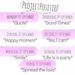 Project Positief Instagram Challenge