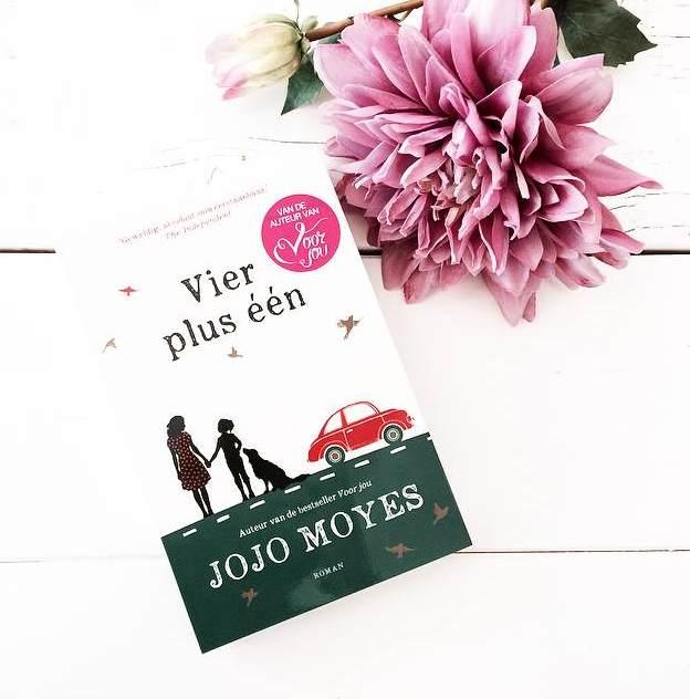 Recensie – Bestseller 'Vier plus één' door Jojo Moyes