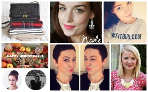 In the bloglights – KellyCaresse, CocoGold en OurFavourites