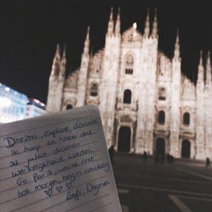 Lucky List #17 – Leuven, Milaan en hardlopen