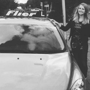 Dagmar achter het stuur – 2 jaar mijn rijbewijs