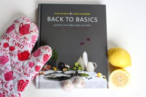 Kookboek 'Back to basics'