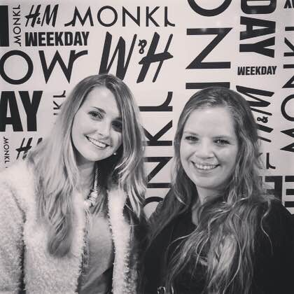 VIP openingsparty H&M, Monki & Weekday #HMLovesRotterdam