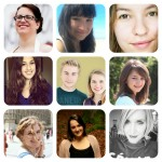 In the bloglights – Marieke, Marloes, Amy & Celine