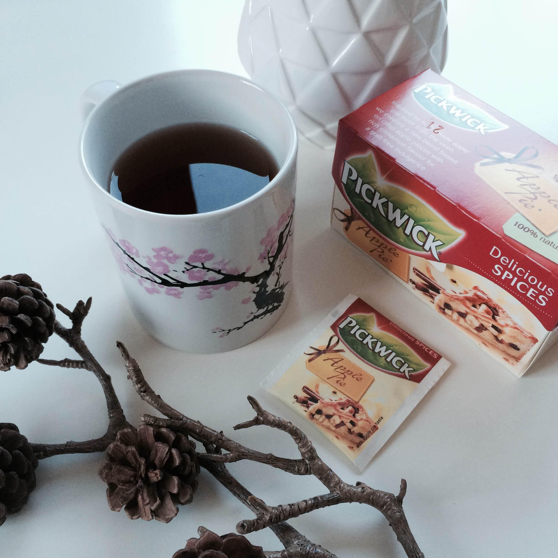Gezellig bij mij op de thee…