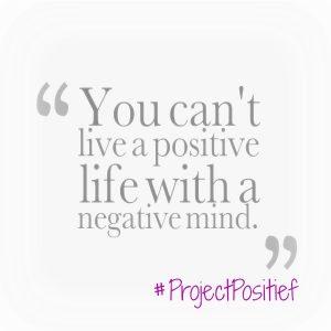 Project Positief #13 – Van denken naar doen