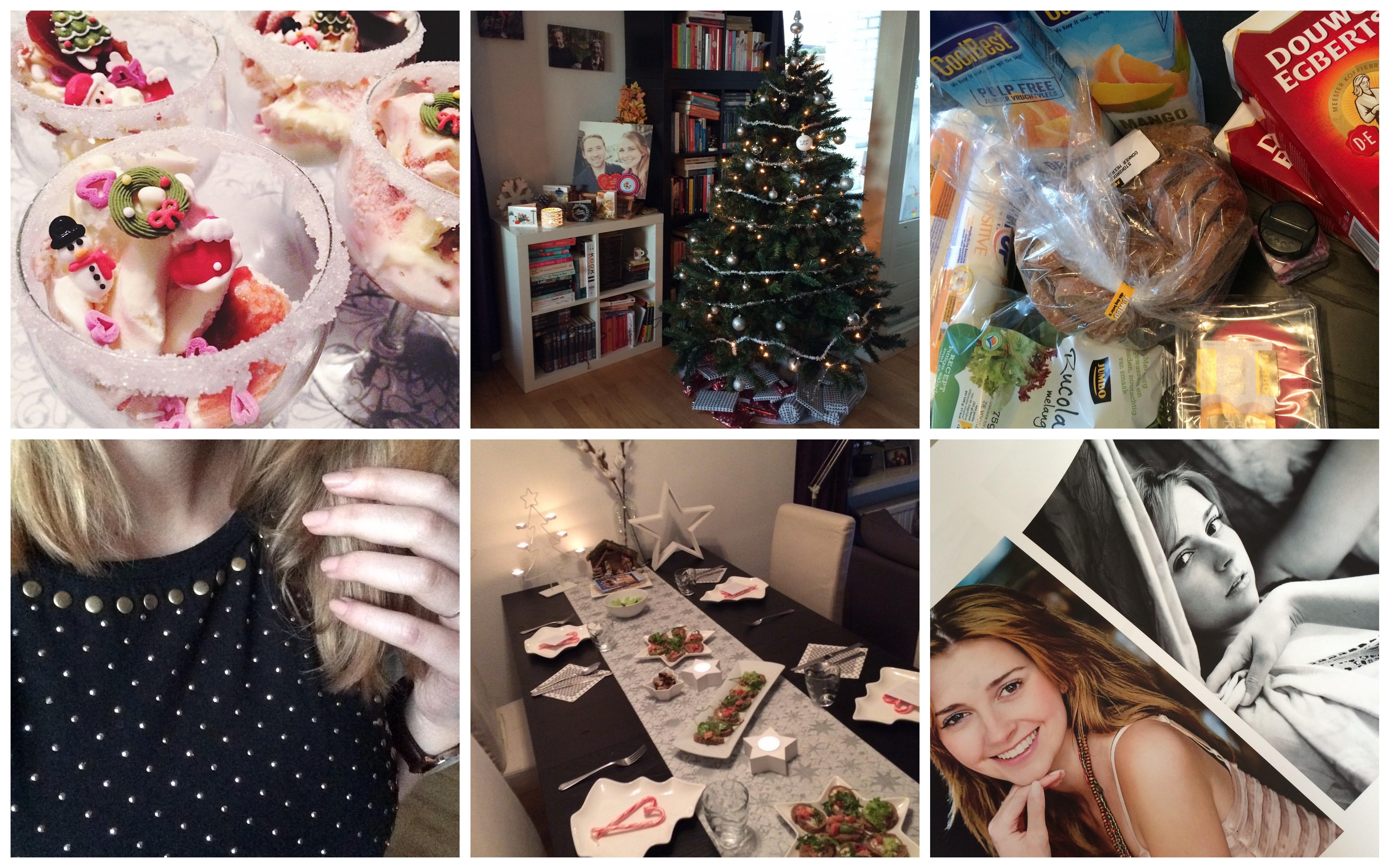 Plog 24/12 – Diner voorbereiden, kerstavond en cadeautjes