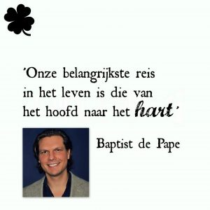 Project Positief Close Up – Baptist de Pape over het hart