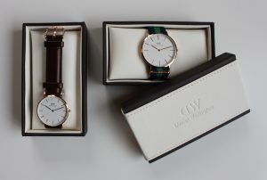 New in – Daniel Wellington voor hem en voor haar