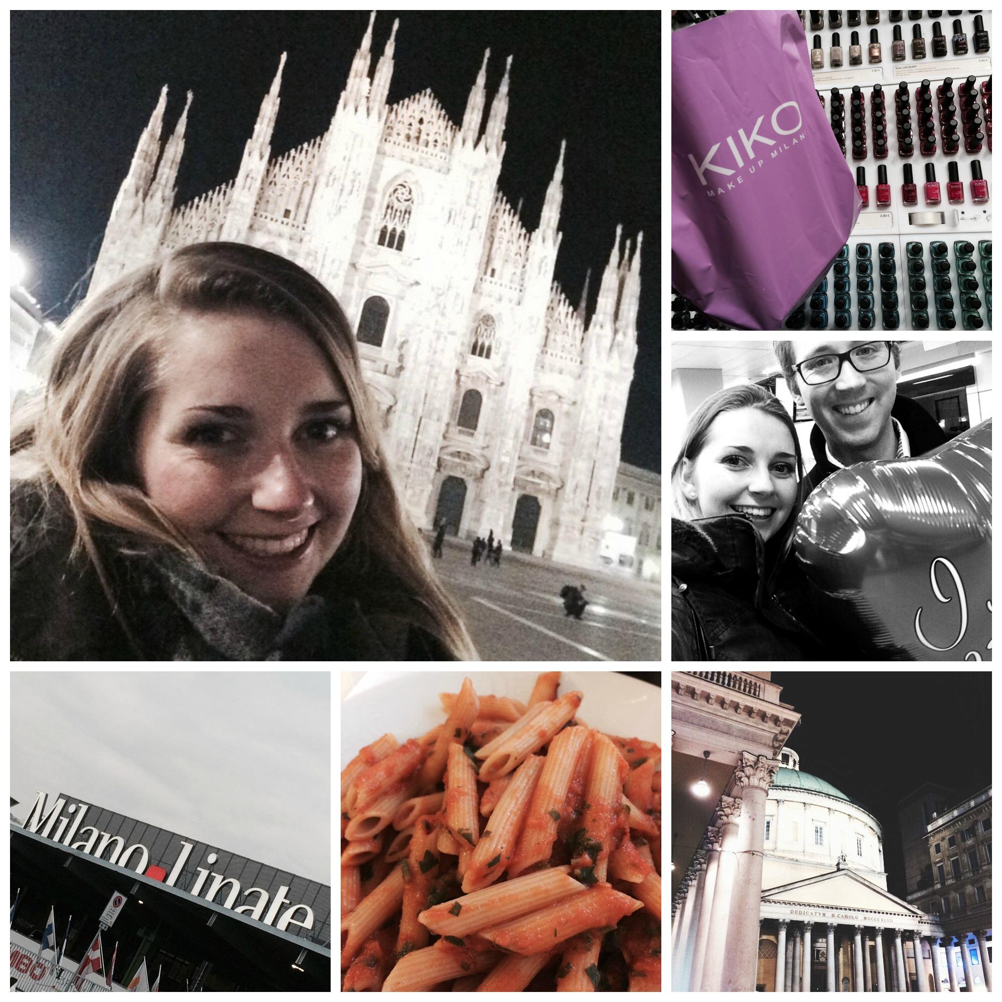 Plog – Met Promiss naar Milaan