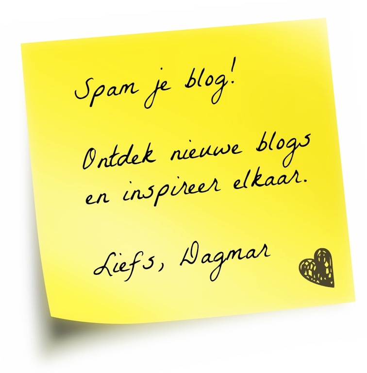 Spam je blog en inspireer elkaar!