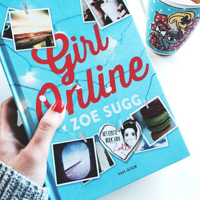 Recensie – De eerste roman Girl Online van Zoe Sugg (Zoella)