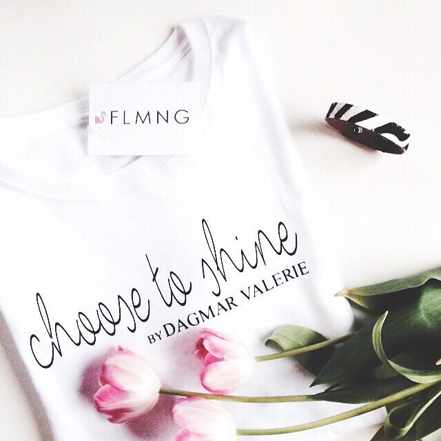 Win je eigen (blog)shirt van FLMNG
