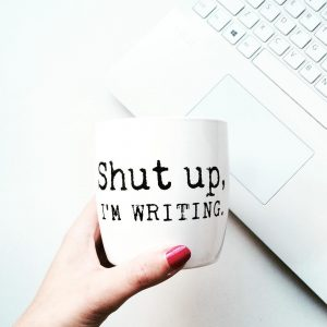 Mijn liefde voor schrijven – toen & nu