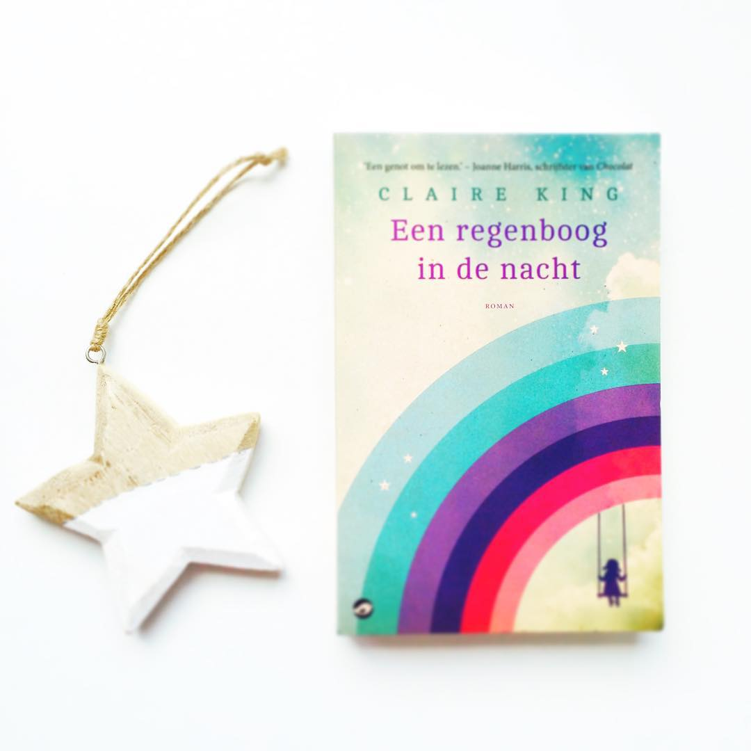 Recensie – Een regenboog in de nacht door Claire King