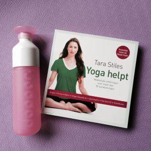 Mijn eerste yoga ervaringen (met Tara Stiles)