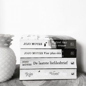 Een ode aan Jojo Moyes