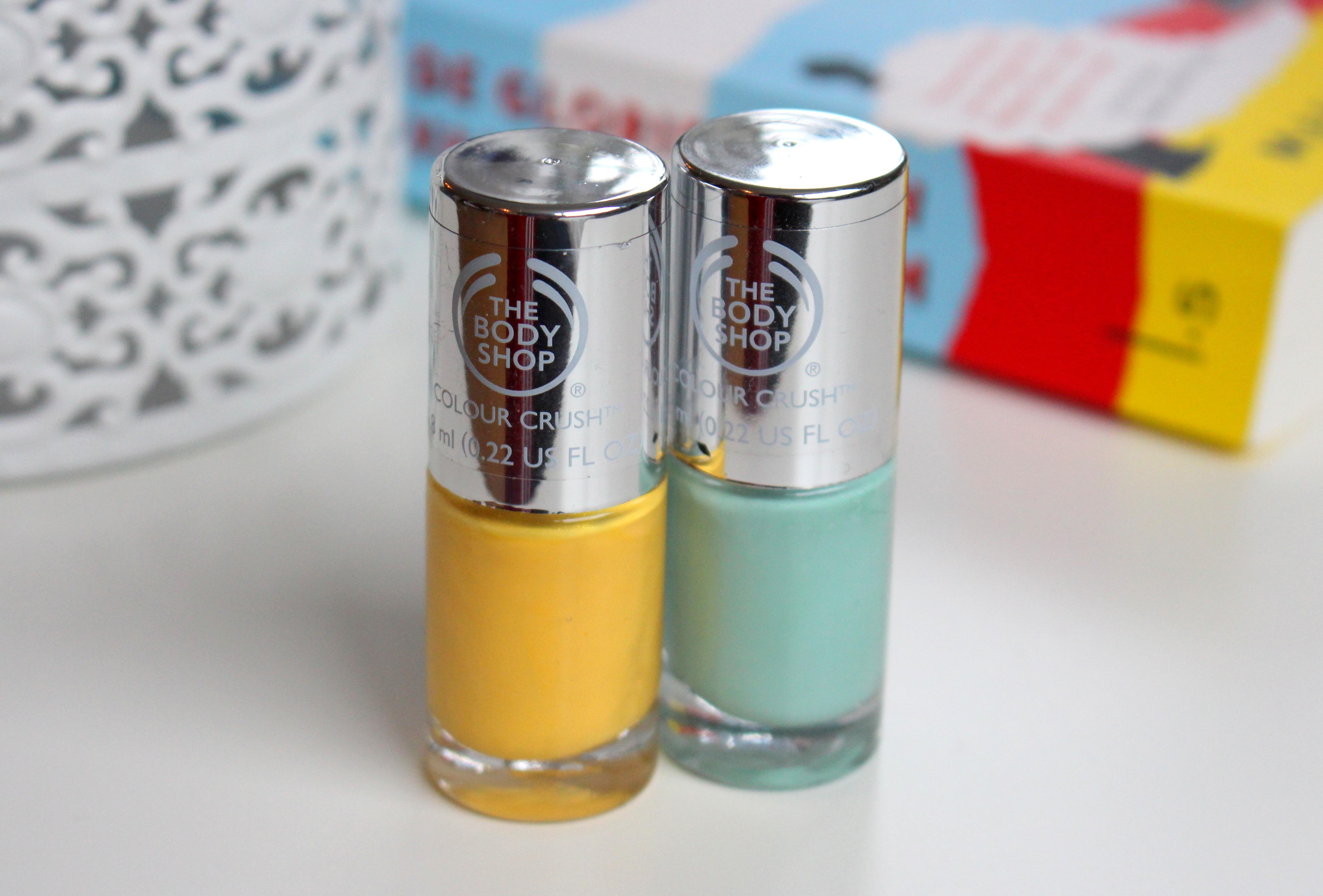 Nieuwe liefdes: Mint Cream & A Sunny Affair nagellak