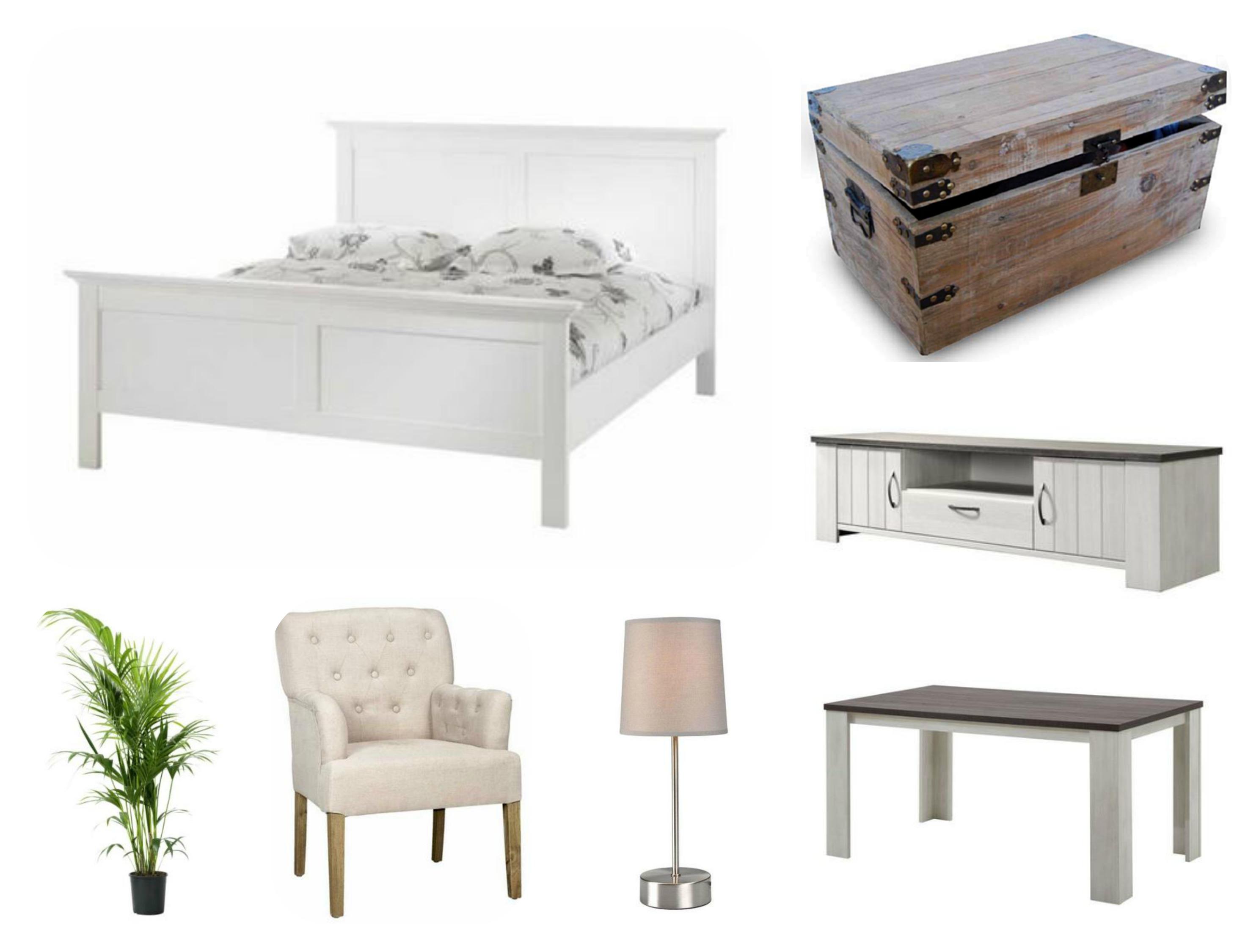 7 x Nieuwe meubels voor onze woning