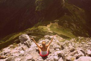 Waarom ik van bergen beklimmen zo'n kick krijg