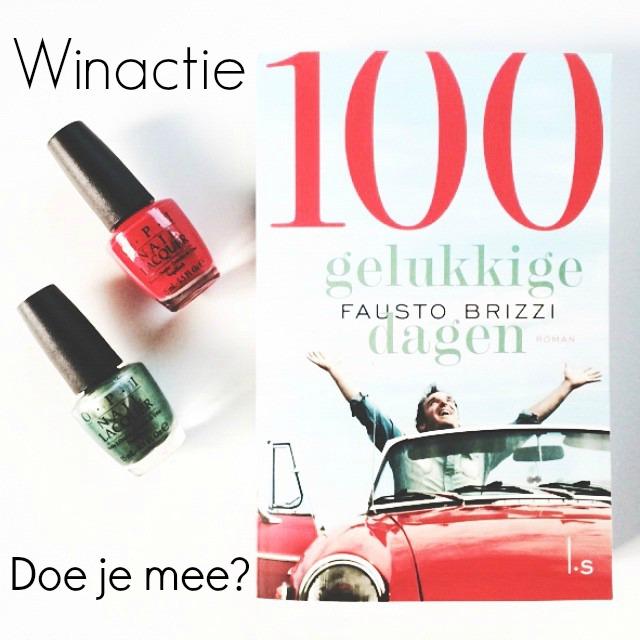 Winactie – 3 X het boek '100 gelukkige dagen'